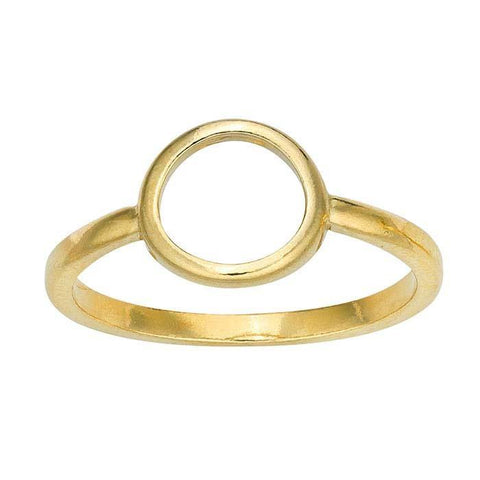 14kt Yellow Gold Isangqa Ring