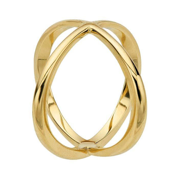 14kt Yellow Gold Hlukana Ring - Spada Diamonds