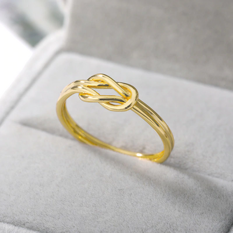 Gold Filled Eterna Ring