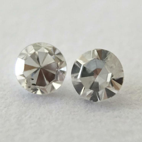 Natural Single Cut Diamonds