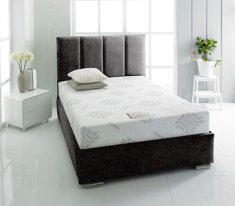 The Amber Bed Frame Is A Versatile Option