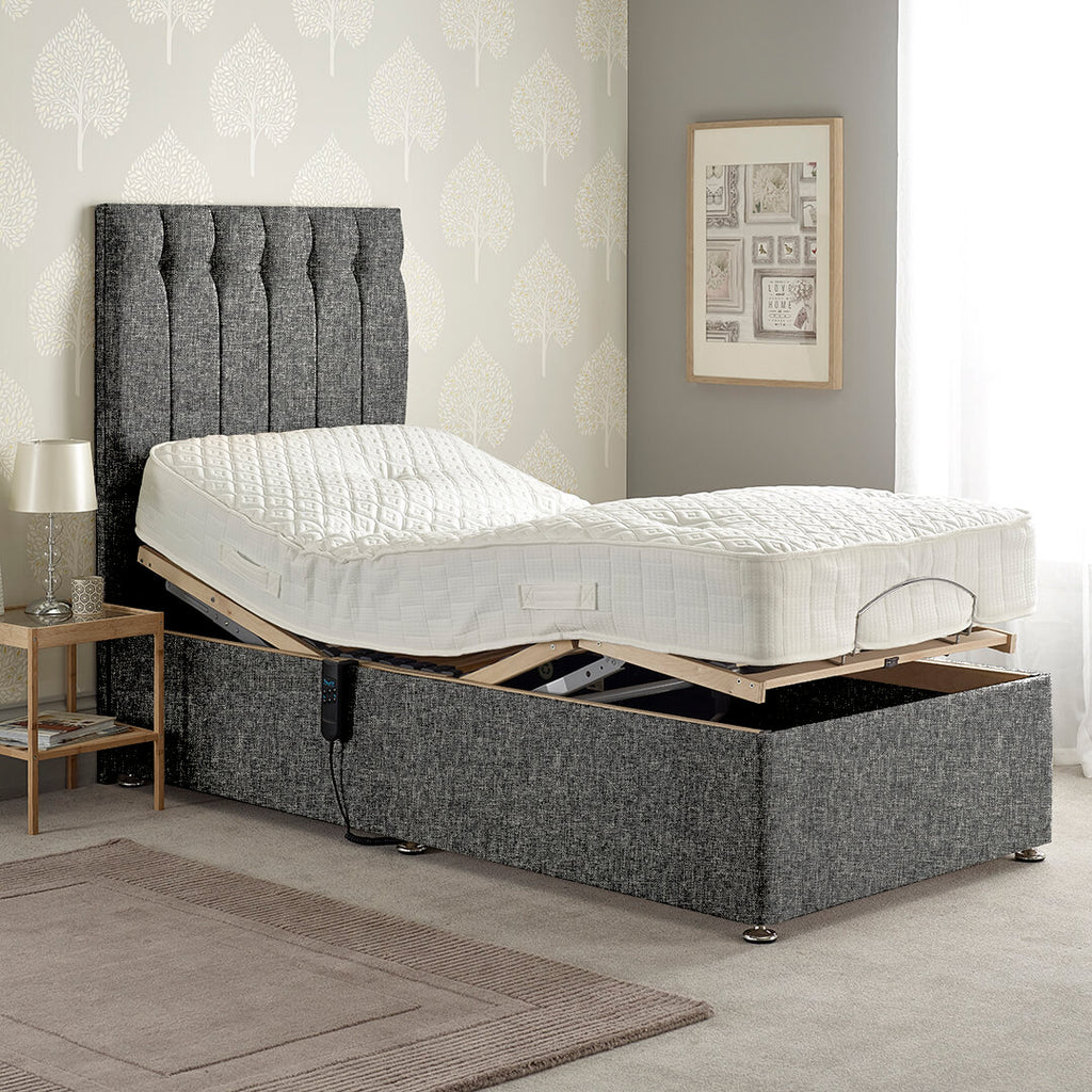 The Adjustapedic Bed