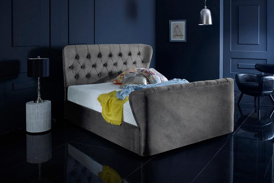 The Malaga Bed Frame with Evolve Mattress Package
