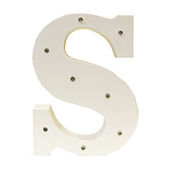 Alphabet LED Light Decoration Sign - Various letters available