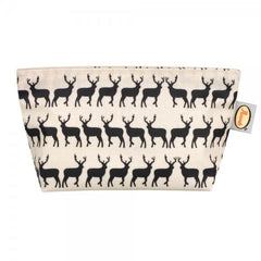 Anorak Kissing Stags Cosmetics Bag