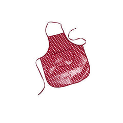 Apron - Red Spotty Child's