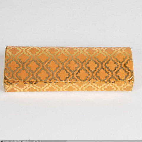 Sass and Belle Glasses case - Aya Moroccan Geometrics print