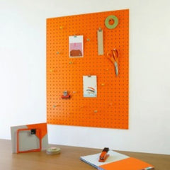 Block Pegboard - Small Size, various Colours available.