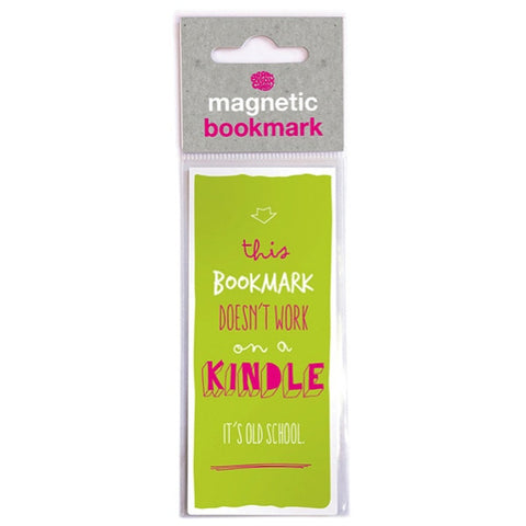 Brain Box Candy Bookmark - Old School Kindle Bookmark