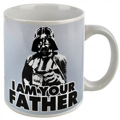 Boxed Ceramic Mug - Darth Vader - I am your father, Star wars range of products