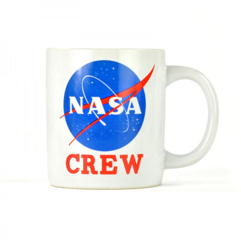 Boxed Ceramic Mug - Nasa Space Crew Mug