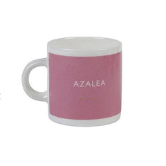 British Colour Standard Azalea Pink Bone China Espresso Cup