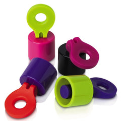 CKS Zeal Melamine Bottle Stopper - Various Colours available