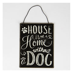 Chalkboard style small plaques for animal lovers– Various Designs available.