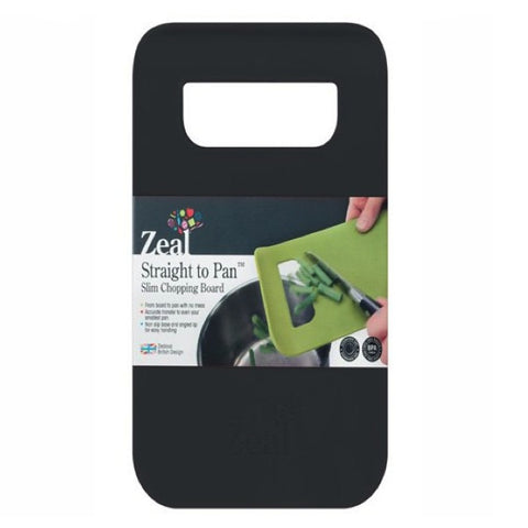 Chopping Board - Thin straight to Pan Small Chopping Board, Zeal