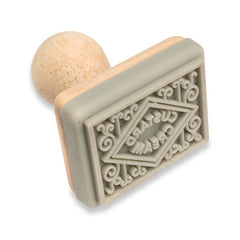 Biscuit Stamp - Custard Cream Biscuit stamp