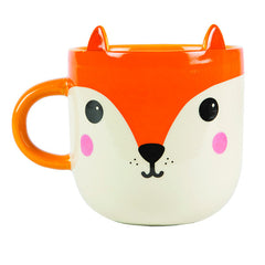 Sass and Belle  Fox Kawaii Friends Mug - Ceramic Mug