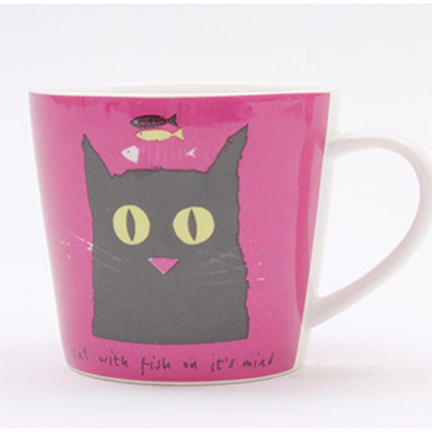 Jane Orme Boxed mug – Various Designs available. Ceramic. 340ml capacity