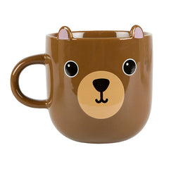 Sass and Belle  Bear Kawaii Friends Mug - Ceramic Mug