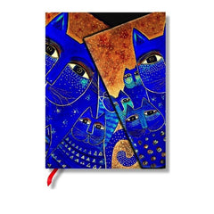 Paperblanks Notebook - Paperblanks Mediterranean Cats Mini