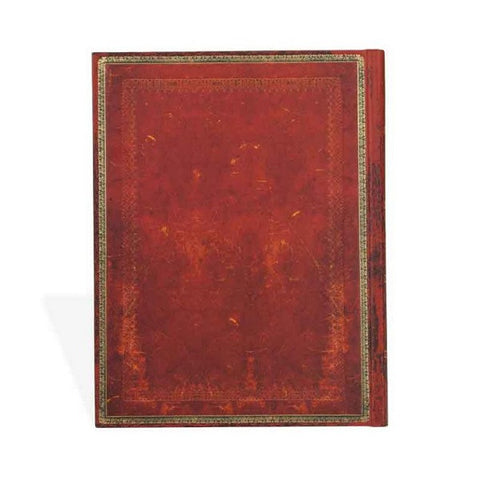 Paperblanks Notebook - Paperblanks Venetian Red Midi Lined