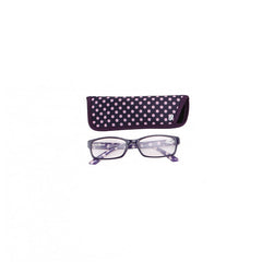 Assorted Polka dot Glasses complete with Polka dot case - Five designs available