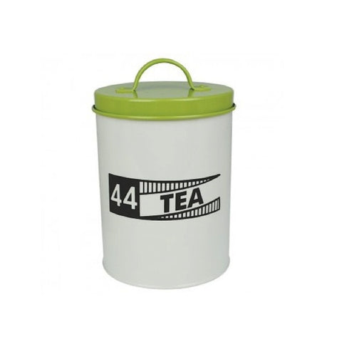 Metal Kitchen Canister - Ration Book (Tea)