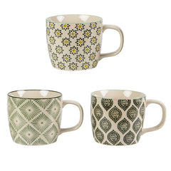 Sass and Belle Ria Ceramic Mug/Cup - Perfect Kitchen Accessory