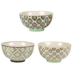 Sass and Belle Ria Ceramic Cereal Bowl - Perfect Kitchen Accessory
