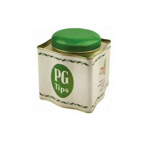 Metal Storage Tin - PG Tips Retro Design