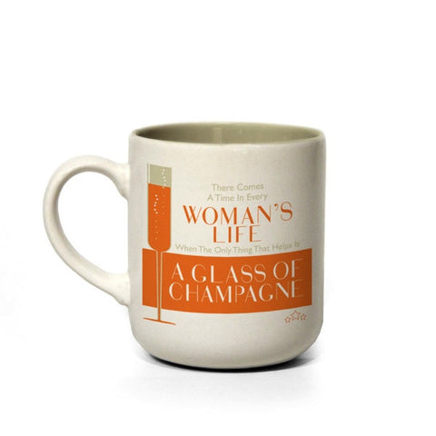 Urban Graphic Boxed Mug - Successful Women