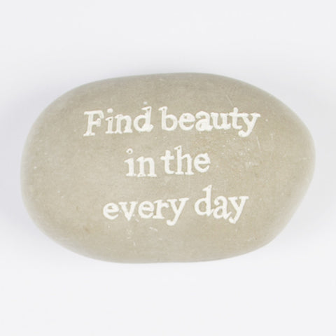 Sass and Belle -Find Beauty in the Everyday Pebble
