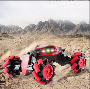 New! Remote Control Double Side RC Stunt Car