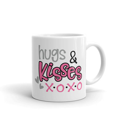 Hugs & Kisses Mug