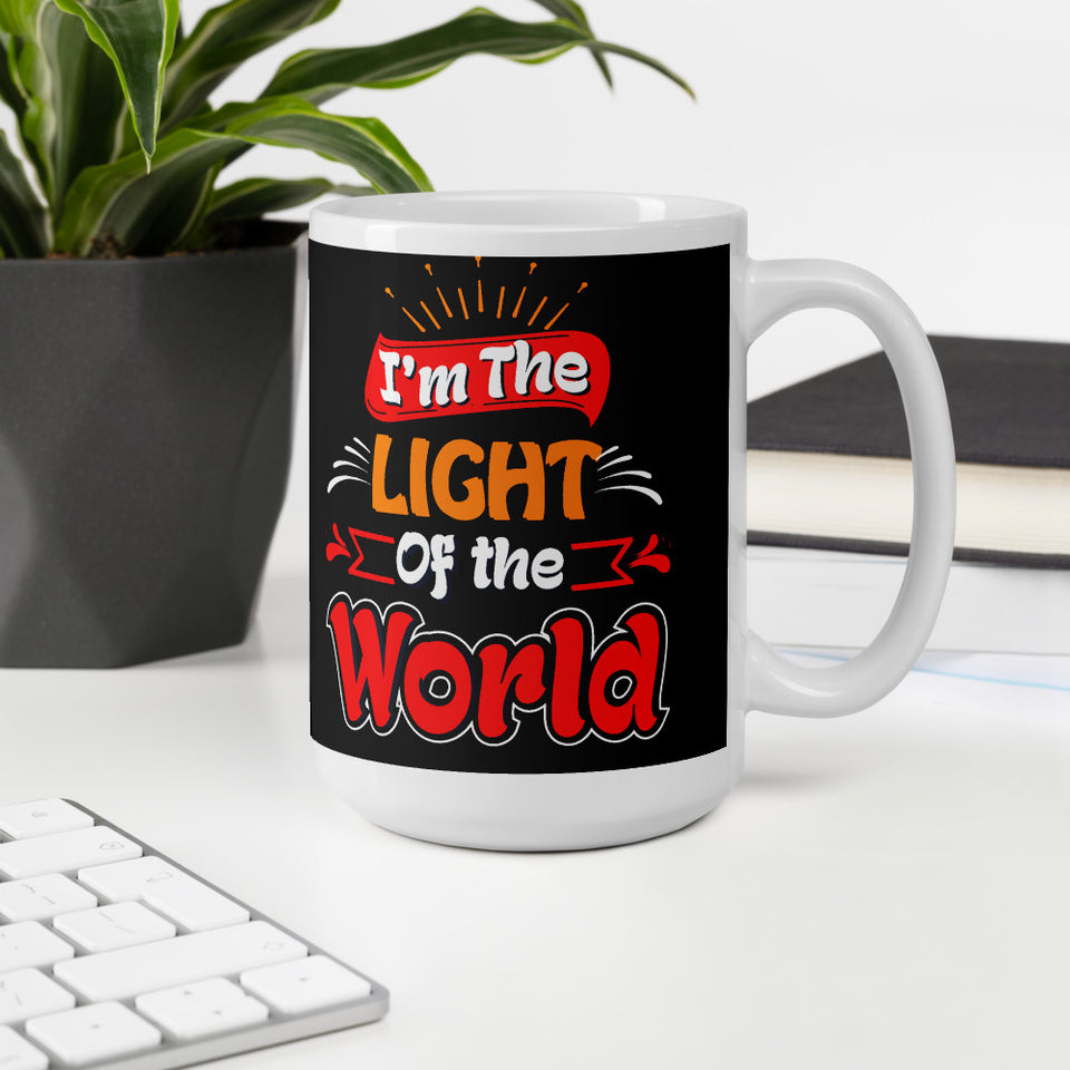 I'm the light of the world