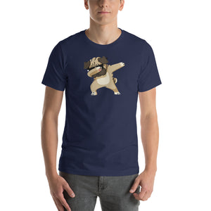 Dabbing Pug Dog T-Shirt
