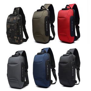 Waterproof Multifunction  Backpack