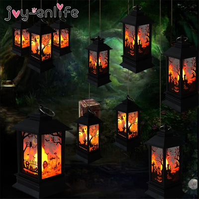 Halloween Electric Candle Lamp Candle