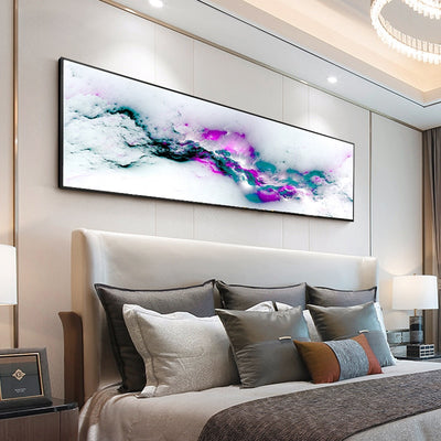 Abstract Canvas Painting New Wall Art