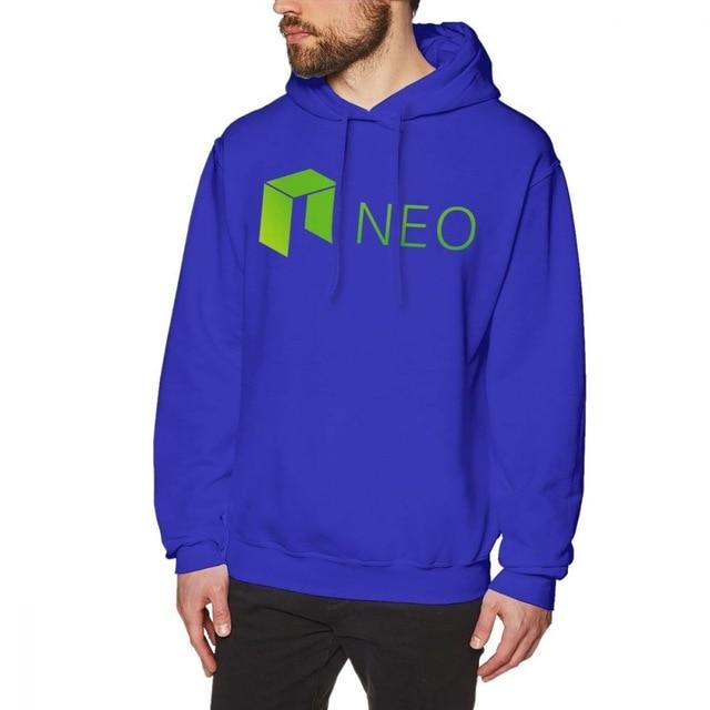 NEO Cryptocurrency Hoodies