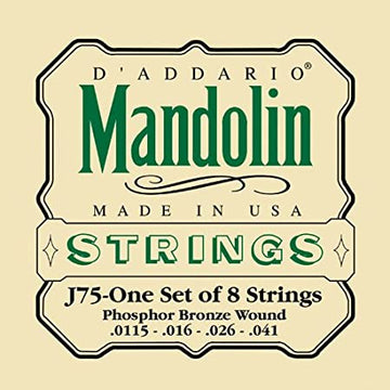Mandolin String Set - J-75