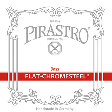 Flat Chromesteel Bass Strings