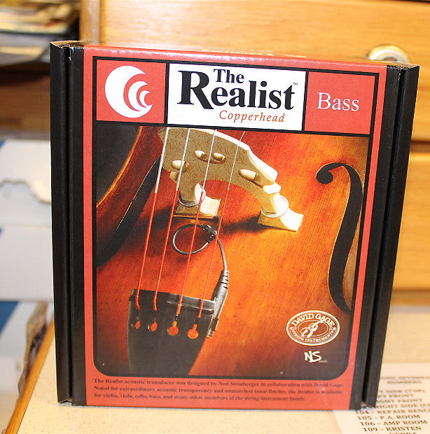 Realist Bass Copperhead - RLSTSB1