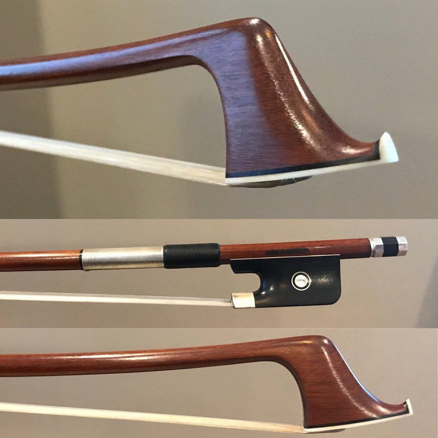 Marco Raposo Cello bow silver
