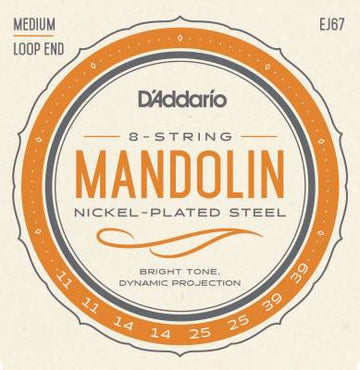 Mandolin String Set - J-67