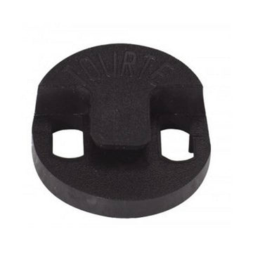 Cello rubber round mute
