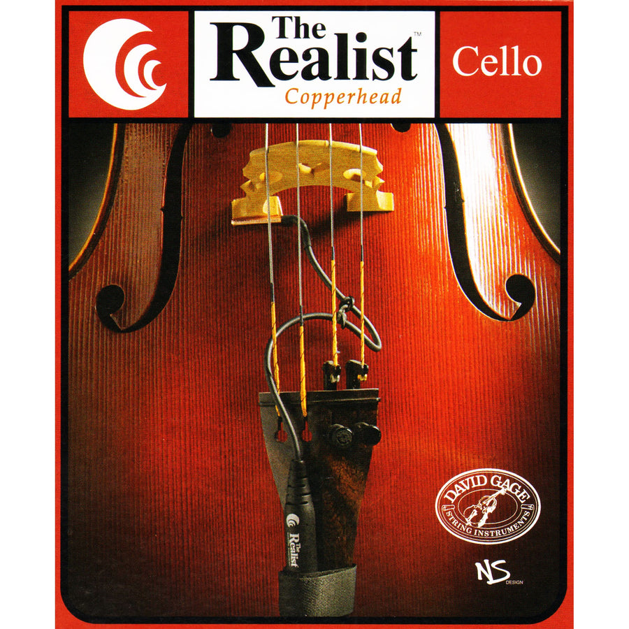 Realist Cello Copperhead - RLSTC1