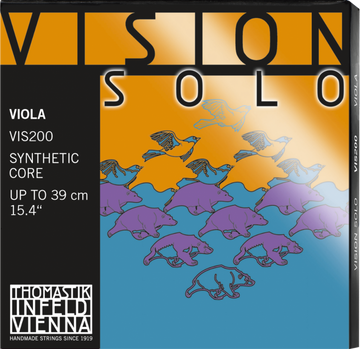 Vision Solo Viola Strings