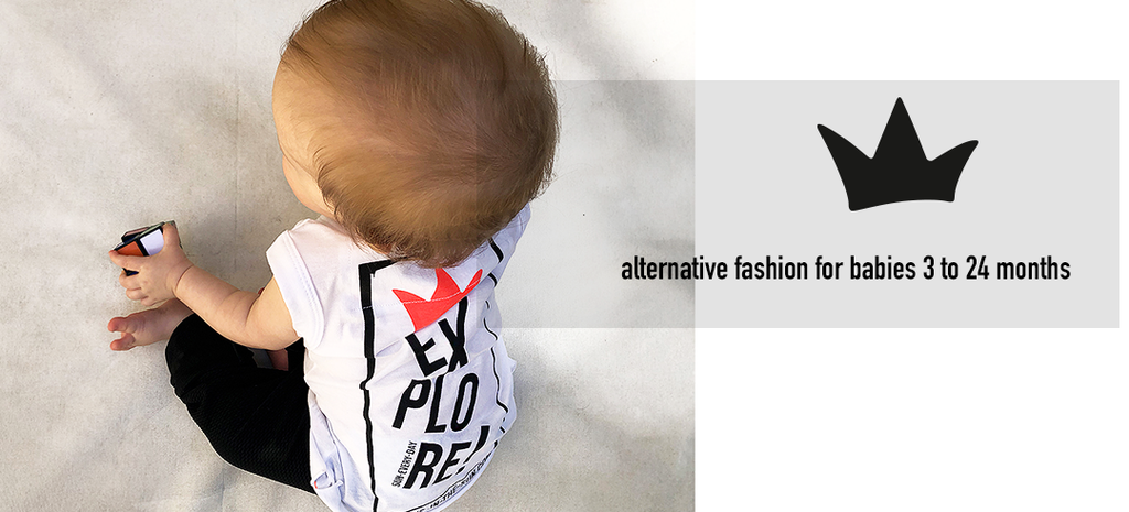 alternative fashion for babies 3 to 24 months