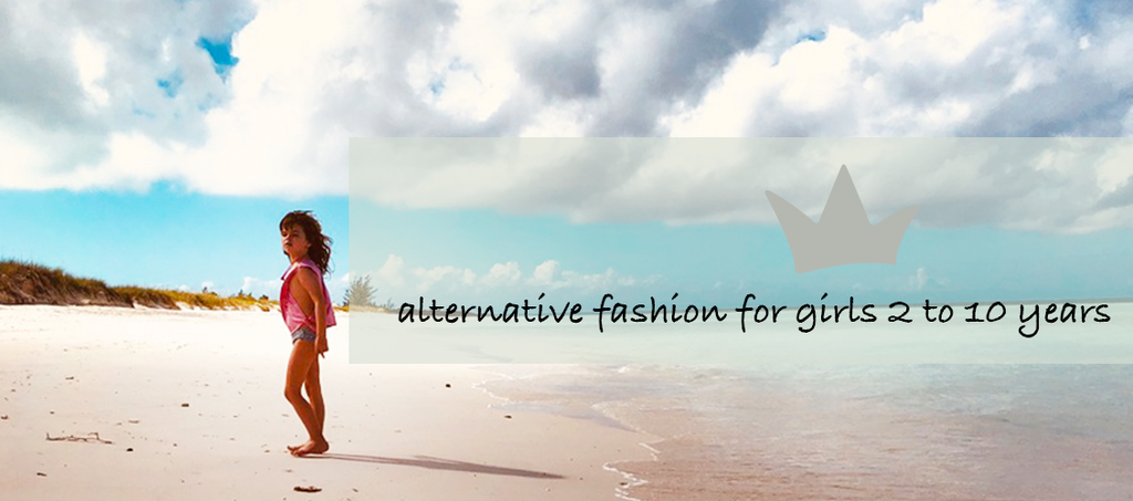 alternative fashion for girls 2 to 10 years